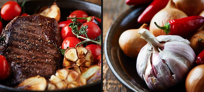 Restauranger mat och catering